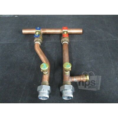 Navien GFFM-MCOZUS-001 NCB Series Primary Manifold