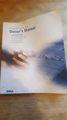 Dell 8300 user manuals user manuals array dell dimension 4600 series owners manual 5 00 picclick uk rh picclick fandeluxe Image collections