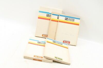 Convolute Old Orwo Darkroom Protection Filter Various Colours & Numbers