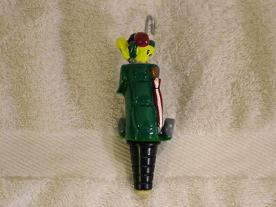"Novelty ""Golf bag"" Wine Bottle Stopper / Cake Decoration"
