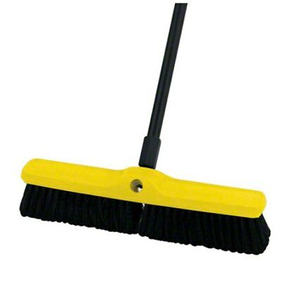 "Rubbermaid 9B06 18"" Push Broom"