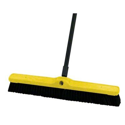 "Rubbermaid 9B09 24"" Push Broom"