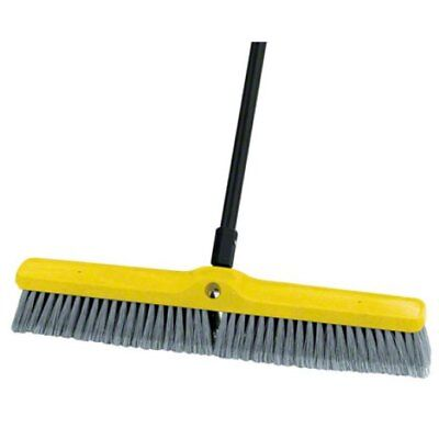 "Rubbermaid 9B11 24"" Push Broom"