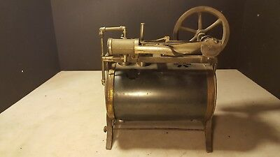 Antique Weeden Horizontal Toy Steam Engine * Large One Project