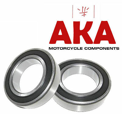 Rear Wheel Bearings for:  Yamaha DT125 R DTR125 1988 to 2003