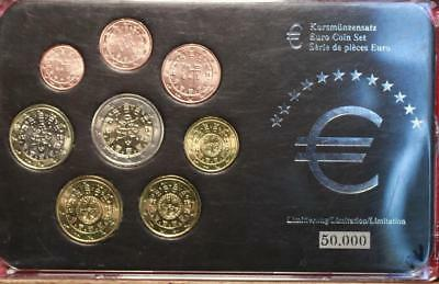 Uncirculated Kursmunzensatz Euro Coin Set