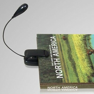 Flexible Clip On LED Book Light Reading Light For E-Readers Books Book E-Reader