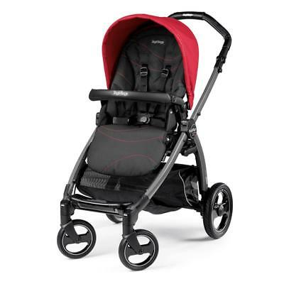 Peg Perego Book S Sportivo Bloom Red Gestell S jet