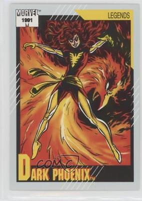 1991 Impel Marvel Universe Series 2 #144 Dark Phoenix Non-Sports Card 0c4