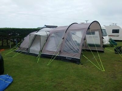 NEVADA u0027Mu0027 Tent by Outwell with front extension. & NEVADA u0027Mu0027 Tent by Outwell - £127.00 | PicClick UK