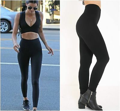 Control SLIMMING Shape wear Leggings Seamless HIGH WAISTED Tummy Support