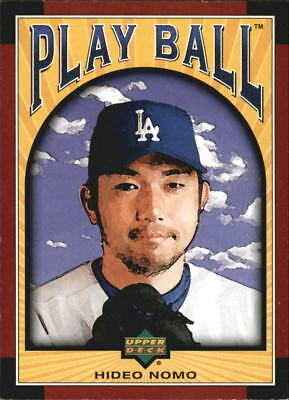 2004 Upper Deck Play Ball Baseball #1-232 - Your Choice - *GOTBASEBALLCARDS