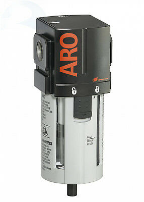 """ARO F35341-400-VS Air Line Filter, 1/2"""" NPT - 150 psi Max Inlet, New, Free Ship"""