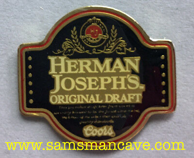 Herman Joseph's By Coors Pin