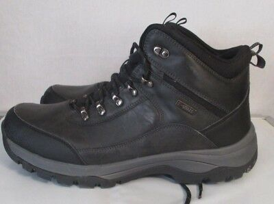 0822c6176a8 NEW KHOMBU MEN'S Leather Waterproof Hiking Boot Summit Hiker SIZE 13  K-GUARD.