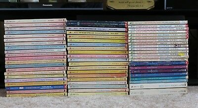 Lot of 62 Babysitter's Club books (Special Editions,Mysteries,Super Mystery)