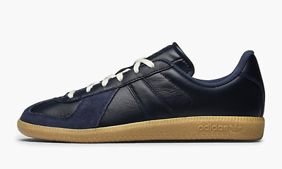 premium selection 5936a 29f7b 11 NEW adidas Originals BW ARMY SHOES Collegiate Navy Leather Shoes CQ2756