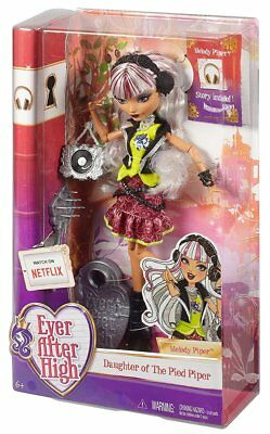 "Ever After High Rebel 12"" Melody Piper Doll"