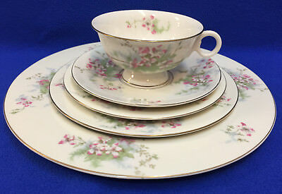 Haviland Dishes Apple Blossom China Dinner Salad Plate Dessert Cup Saucer Choice