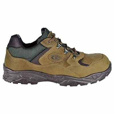 """Cofra 22170-000.W43 Size 43 S3 SRC """"Flood"""" Safety Shoes - Brown"""