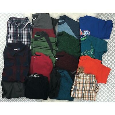 Lot of Various Boy's Clothes Sizes Small, 6-7