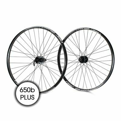 pair wheel mtb 27,5+ disc 8-11s qr black RIDEWILL BIKE Bicycle