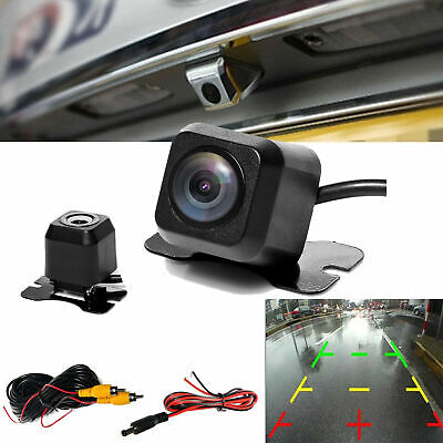 Waterproof Wide HD Car Reverse Parking Camera Rear View Sensor