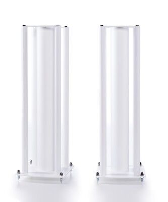 KEF LS50 Official Speaker Stands PAIR Loudspeaker White