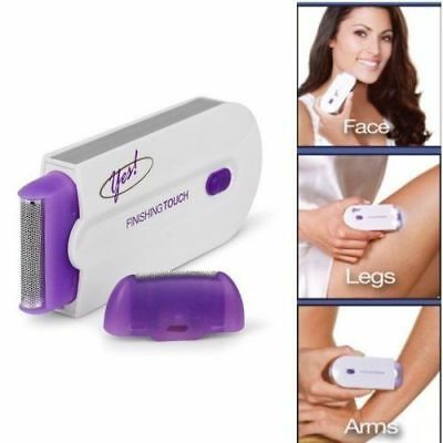 Yes Finishing Touch As Seen On TV Hair Remover Instant & Pain Free Removal Kit