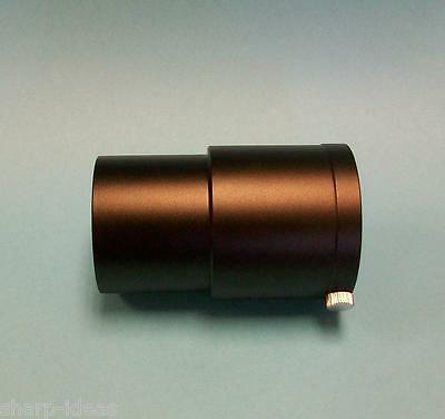 "Astro Optics 2"" Extension Tube Adapter - Adds 2""-  For Telescopes - NEW"