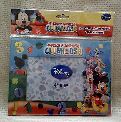 10 Magnetic Mickey Mouse Clubhouse Minnie Mouse Birthday Invitations