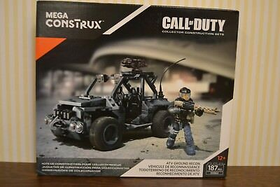 Mega-Construx   Call of Duty     ATV Ground Recon    DXB63  NEU & OVP