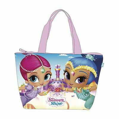 14452- Bolsa De Playa Pvc Shimmer And Shine 48X32Cm
