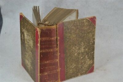 antique fashion Book 1859  Godey's Lady's color illustrated Civil War Era