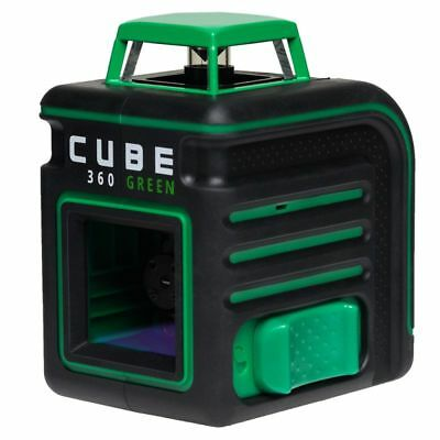 ADA Instruments CUBE ULTIMATE 360 GREEN 360° Laser Level A00470
