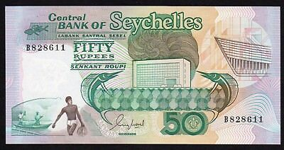 Seychelles 50 Rupees 1989 (P-34a)