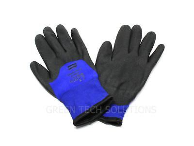 NEW NorthFlex Cold Grip PVC Coated Insulated Gloves NF11HD - Medium Large XXL