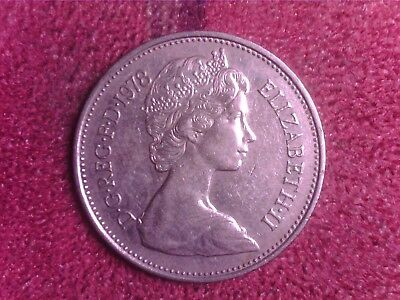 Great Britain   5   Pence   1978  We   Free Shipping