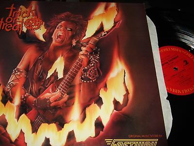 Fastway : Trick Or Treat Soundtrack Lp 1986 Columbia Usa