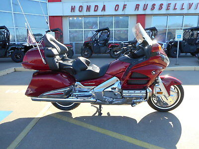 2013 Honda Gold Wing  2013 Honda GL1800 Gold Wing Navigation Model ***Loaded with Accessories!