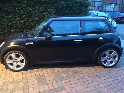 Bmw Mini Cooper S Breaking For Spares Parts