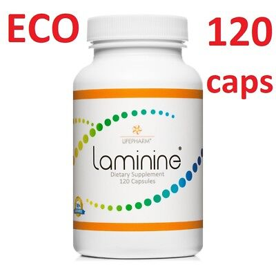 LAMININE ECO 120 *** KAPSELN  dietary supplement  -- ORIGINAL USA LAMININA