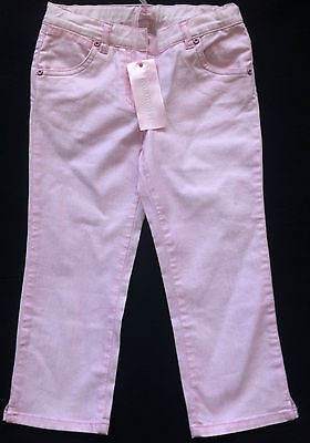 MICROBE by GRANT young girls trousers sz 5 yrs pink cotton rrp 121 euro £85