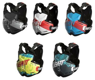 2018 Leatt 2.5 ROX Chest Protector Motocross Off Road Dirt Bike Body Protection