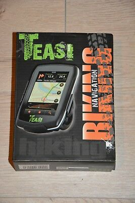 Teasi ONE outdoor / biking GPS Navigationsgerät Navi