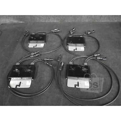 "Set Of 4 Solar Edge P320-5NC4ARS Power Optimizer 320W 8-48V 11A 36"" PV Wire"