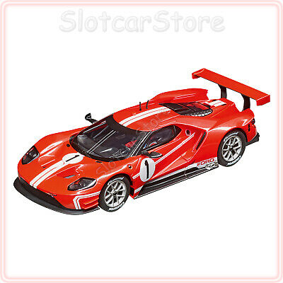 "Carrera Digital 132 30873 Ford GT Race Car ""Time Twist No.1"" 1:32 Auto Slotcar"