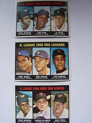 Misc Lot of 20 Vintage Baseball Trading Cards