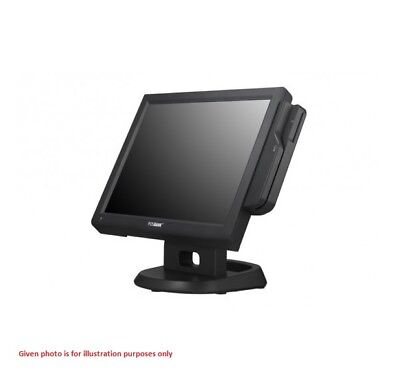 POST PPT 150 Touchscreen Display Monitor Posmo without Magnetic Card Reader