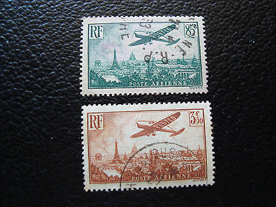 FRANCE - stamp yvert and tellier air n° 8 13 obl (A25) stamp french